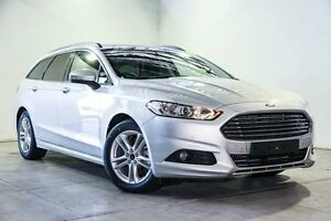 2017 Ford Mondeo MD Ambiente Tdci Moondust Silver 6 Speed Automatic Wagon Osborne Park Stirling Area Preview