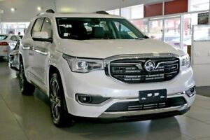 2019 Holden Acadia AC MY19 LTZ-V AWD White 9 Speed Sports Automatic Wagon Capalaba Brisbane South East Preview
