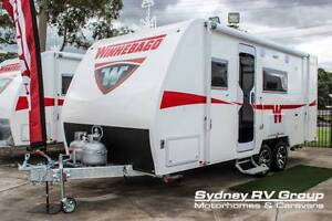NC004 Winnebago Burke 580C 3 Berth Self Contained Living Van Penrith Penrith Area Preview
