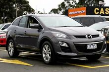 2010 Mazda CX-7 ER10A2 Sports Grey 6 Speed Manual Wagon Ringwood East Maroondah Area Preview