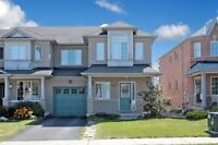 end unit town house with FINISHED BASEMENT..NEWMARKET...