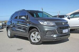 2017 Holden Trax TJ MY17 LS Grey 6 Speed Automatic Wagon Wangara Wanneroo Area Preview