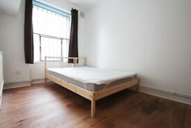 Large apartment which can be used as a three bed by converting lounge, minutes to Borough tube