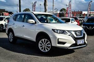2019 Nissan X-Trail T32 Series II ST X-tronic 2WD White 7 Speed Constant Variable Wagon Morley Bayswater Area Preview