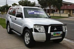 2007 Mitsubishi Pajero NS GLX Silver 5 Speed Sports Automatic Wagon Altona North Hobsons Bay Area Preview