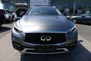 2018 Infiniti QX30 H15 GT D-CT AWD Grey 7 Speed Sports Automatic Dual Clutch Wagon Hoppers Crossing Wyndham Area Preview