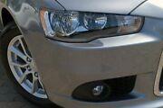2014 Mitsubishi Lancer CJ MY15 LS Grey 6 Speed Constant Variable Sedan Ashmore Gold Coast City Preview