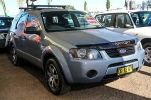 2008 Ford Territory SY SR AWD Silver 6 Speed Sports Automatic Wagon Colyton Penrith Area Preview