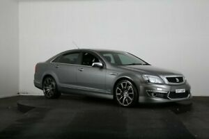 2012 Holden Special Vehicles Grange WM3 MY12 Grey 6 Speed Auto Active Sequential Sedan