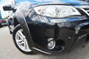 2011 Subaru Impreza G3 MY11 XV AWD Obsidian Black 5 Speed Manual Hatchback Willagee Melville Area Preview