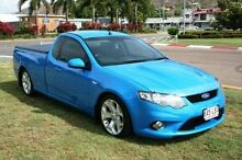 2008 Ford Falcon FG XR8 Ute Super Cab Blue 6 Speed Auto Seq Sportshift Utility Townsville 4810 Townsville City Preview