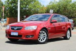 2013 Holden Commodore VE II MY12.5 Omega Sportwagon Red 6 Speed Sports Automatic Wagon Midland Swan Area Preview