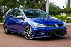 2018 Volkswagen Golf 7.5 MY18 R DSG 4MOTION Blue 7 Speed Sports Automatic Dual Clutch Hatchback Cannington Canning Area Preview