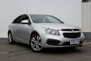 2015 Holden Cruze JH Series II MY15 Equipe Silver 6 Speed Sports Automatic Sedan Maddington Gosnells Area Preview