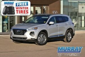 2019 Hyundai Santa Fe Luxury 2.0 + FREE WINTER TIRES