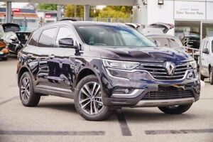 2018 Renault Koleos HZG Intens X-tronic Black 1 Speed Constant Variable Wagon Osborne Park Stirling Area Preview