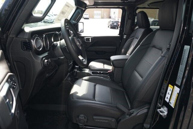 Image 10 Voiture American used Jeep Wrangler 2020