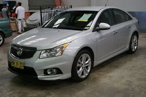 2013 Holden Cruze JH Series II MY14 SRi-V Grey 6 Speed Sports Automatic Sedan Old Guildford Fairfield Area Preview