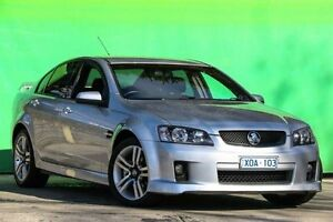 2008 Holden Commodore VE SV6 Silver 5 Speed Sports Automatic Sedan Ringwood East Maroondah Area Preview