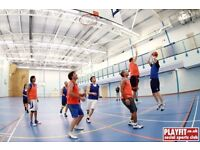 Basketball in London, social games, guys and girls wanted, beginners intermediate and advanced