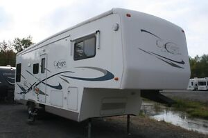 2004 Carriage Cameo 5Th Wheel F32RLS  ( SOLD )
