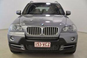 2008 BMW X5 E70 MY09 xDrive35d Steptronic Grey 6 Speed Sports Automatic Wagon