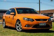 2008 Ford Falcon FG XR6 Turbo Orange 6 Speed Sports Automatic Sedan Wangara Wanneroo Area Preview