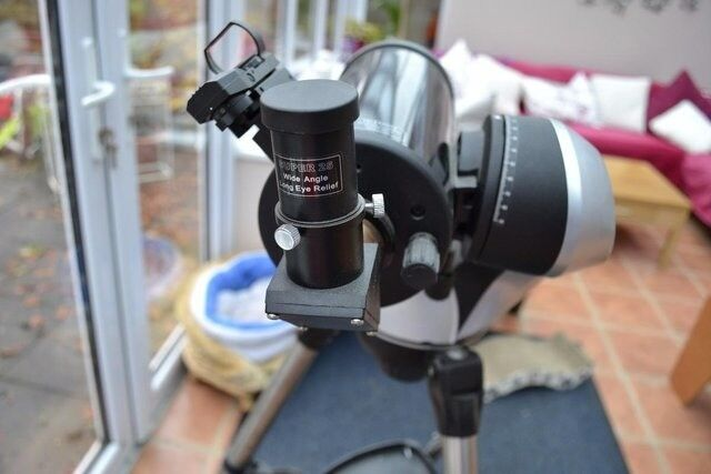Skywatcher d=102. f =1300 go to telescope with many accessories in