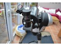 Skywatcher D=102. F =1300 GO TO Telescope with many accessories