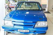 1985 Holden Commodore VK Blue 3 Speed Automatic Sedan Carss Park Kogarah Area Preview