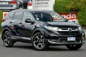 2020 Honda CR-V RW MY20 VTi-LX 4WD Black 1 Speed Constant Variable Wagon Narre Warren Casey Area Preview