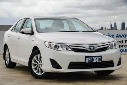 UBER\Ola MINT Condition Toyota Camry HYBRID 2014 - $270 Nego. Perth Perth City Area Preview