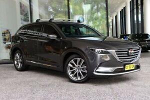 2017 Mazda CX-9 TC Azami SKYACTIV-Drive Grey 6 Speed Sports Automatic Wagon Darlinghurst Inner Sydney Preview