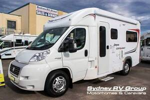 U3391 Automatic Jayco Conquest 20/1, Super Low KM's, NEAR NEW !! Penrith Penrith Area Preview