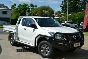 2015 Mazda BT-50 XT White 6 Speed Automatic Extracab Beaudesert Ipswich South Preview