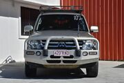 2007 Mitsubishi Pajero NS VR-X Gold 5 Speed Sports Automatic Wagon Molendinar Gold Coast City Preview
