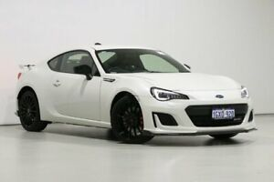 2019 Subaru BRZ MY20 TS Limited Edition Pearl White 6 Speed Automatic Coupe Bentley Canning Area Preview