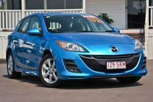 2009 Mazda 3 BL10F1 Maxx Blue 6 Speed Manual Hatchback Kedron Brisbane North East Preview