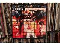 Queen Live Magic vinyl record LP