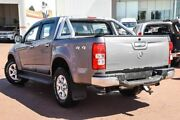 2014 Holden Colorado RG MY14 LTZ Crew Cab Grey 6 Speed Sports Automatic Utility Balcatta Stirling Area Preview