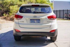 2011 Hyundai ix35 LM MY12 Active White 6 Speed Sports Automatic Wagon