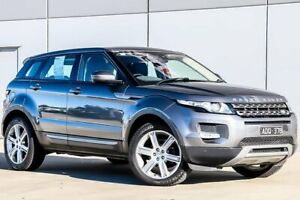 2014 Land Rover Range Rover Evoque L538 TD4 Pure Tech Grey Sports Automatic Pakenham Cardinia Area Preview