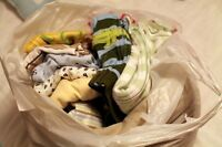 Fill a bag(we provide) up to 30 with BABY clothing for just $7!!