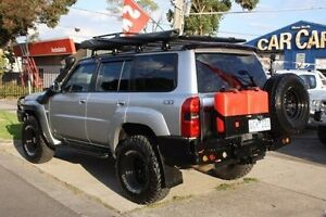 2006 Nissan Patrol GU IV MY05 ST-L Silver 5 Speed Manual Wagon Altona North Hobsons Bay Area Preview