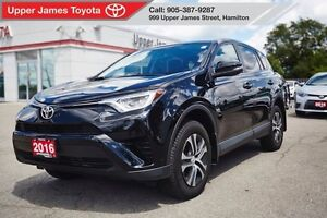 2016 Toyota RAV4 LE AWD - MANAGER SPECIAL