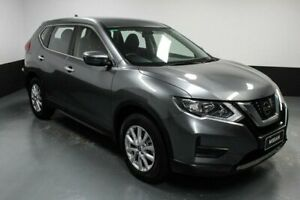 2019 Nissan X-Trail T32 Series II ST X-tronic 2WD Grey 7 Speed Constant Variable Wagon Hamilton East Newcastle Area Preview