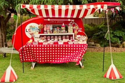 Mobile Lolly Shop Wooloowin Brisbane North East Preview