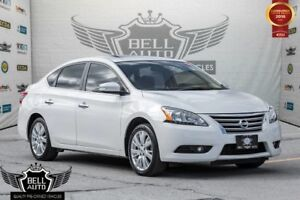 2014 Nissan Sentra SL NAVIGATION SUNROOF LEATHER BACK-UP CAMERA