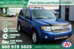 2011 Ford Escape XLT - Wholesale Inventory w/4WD