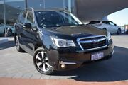 2017 Subaru Forester S4 MY18 2.5i-L CVT AWD Crystal Black 6 Speed Constant Variable Wagon Wangara Wanneroo Area Preview